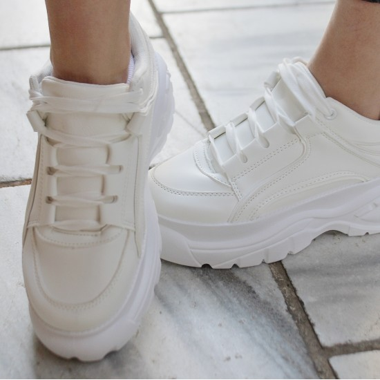 Chunky Sneakers Total Colour
